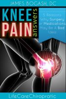 Cover for 'Knee Pain Answers'