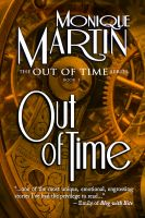 Cover for 'Out of Time: A Time Travel Mystery (Out of Time #1)'