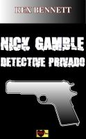 Cover for 'Nick Gamble detective privado'