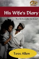 Cover for 'His Wife's Diary'