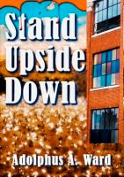 Cover for 'Stand Upside Down'