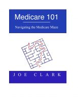 Cover for 'Medicare 101'