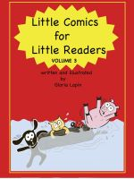 Cover for 'Little Comics for Little Readers, Volume 3'