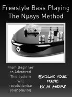Cover for 'Freestyle Bass Playing The Nμsys Method'