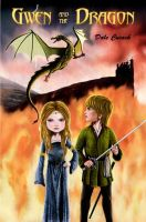 Cover for 'Gwen and the Dragon'