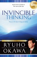 Cover for 'Invincible Thinking'