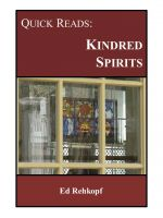 Cover for 'Quick Reads: Kindred Spirits'