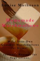 Cover for 'Homemade Marshmallows'