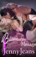 Cover for 'Billionaire Menage'