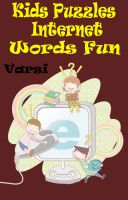 Cover for 'Kids Puzzles Internet Words Fun'