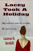 Cover for 'Lacey Took a Holiday'