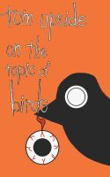 Cover for 'On the Topic of Birds'