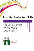 Cover for 'A Training Guide on Fundamental Protection Skills for Children with Motor Disabilities'