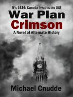Cover for 'War Plan Crimson'