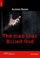 Cover for 'The man that killed God'