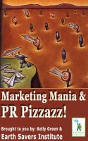 Cover for 'Marketing Mania & PR Pizzazz!'