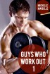 Guys Who Work Out 1: The Bear and the MMA Fighter by Michelle Maibelle