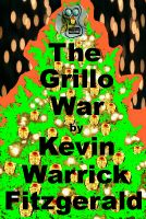 Cover for 'The Grillo War'