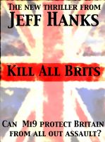 Cover for 'Kill All Brits'