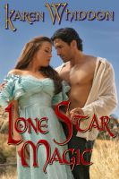 Cover for 'Lone Star Magic'