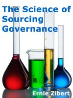Cover for 'The Science of Sourcing Governance'
