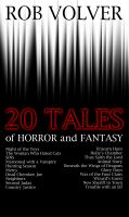 Cover for '20 Tales of Horror and Fantasy'
