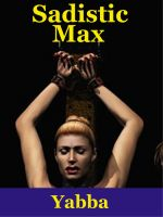 Cover for 'Sadistic Max'