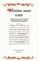 Cover for 'Wedding Ceremony Music Guide'