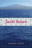 Cover for 'Jacob's Return'