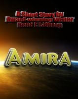 Cover for 'Amirah'