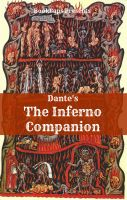 Cover for 'The Inferno Companion (Includes Study Guide, Historical Context, and Character Index)'