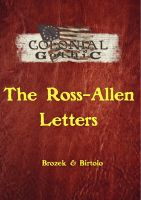 Cover for 'Colonial Gothic: The Ross-Allen Letters'
