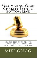 Cover for 'Maximizing Your Charity Event's Bottom Line'
