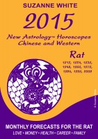 Suzanne White - 2015 Rat New Astrology Horoscopes - Chinese and Western