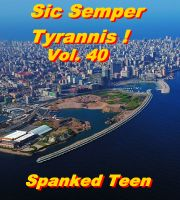 Cover for 'Sic Semper Tyrannis - Vol. 40'