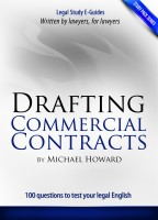 Michael Howard - Drafting Commercial Contracts - Study Pack Series