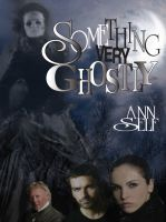 Cover for 'Something Very Ghostly'