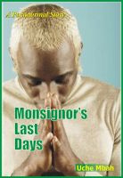 Cover for 'Monsignor's Last Days'