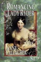 Cover for 'Romancing Lady Ryder'