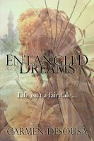Cover for 'Entangled Dreams'