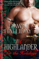 Cover for 'A Highlander for the Holidays'