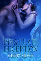 Cover for 'The Immaculate Deception'