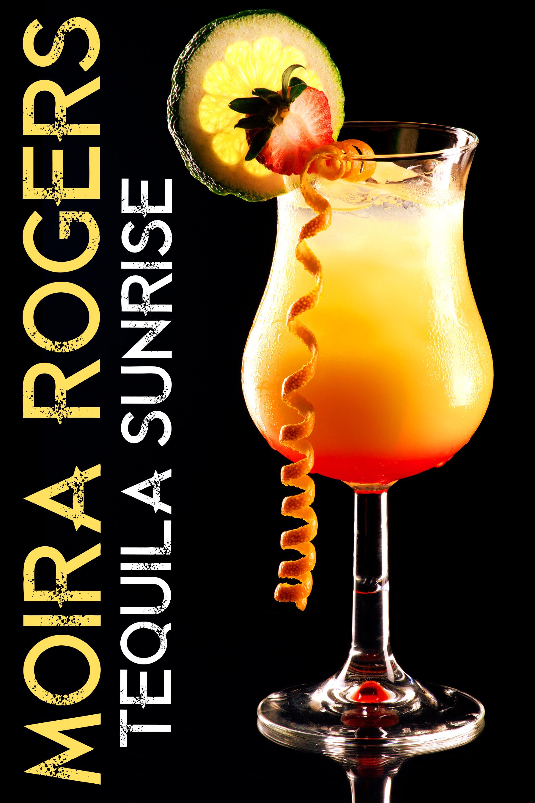 Moira Rogers - Tequila Sunrise (Last Call #3)