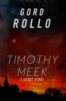 Cover for 'Timothy Meek'