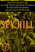 Spy Hill (Commando) by Dusk Peterson