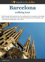 Cover for 'Barcelona Walking Tour'