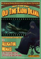 Cover for 'PA001 The Alligator Menace'