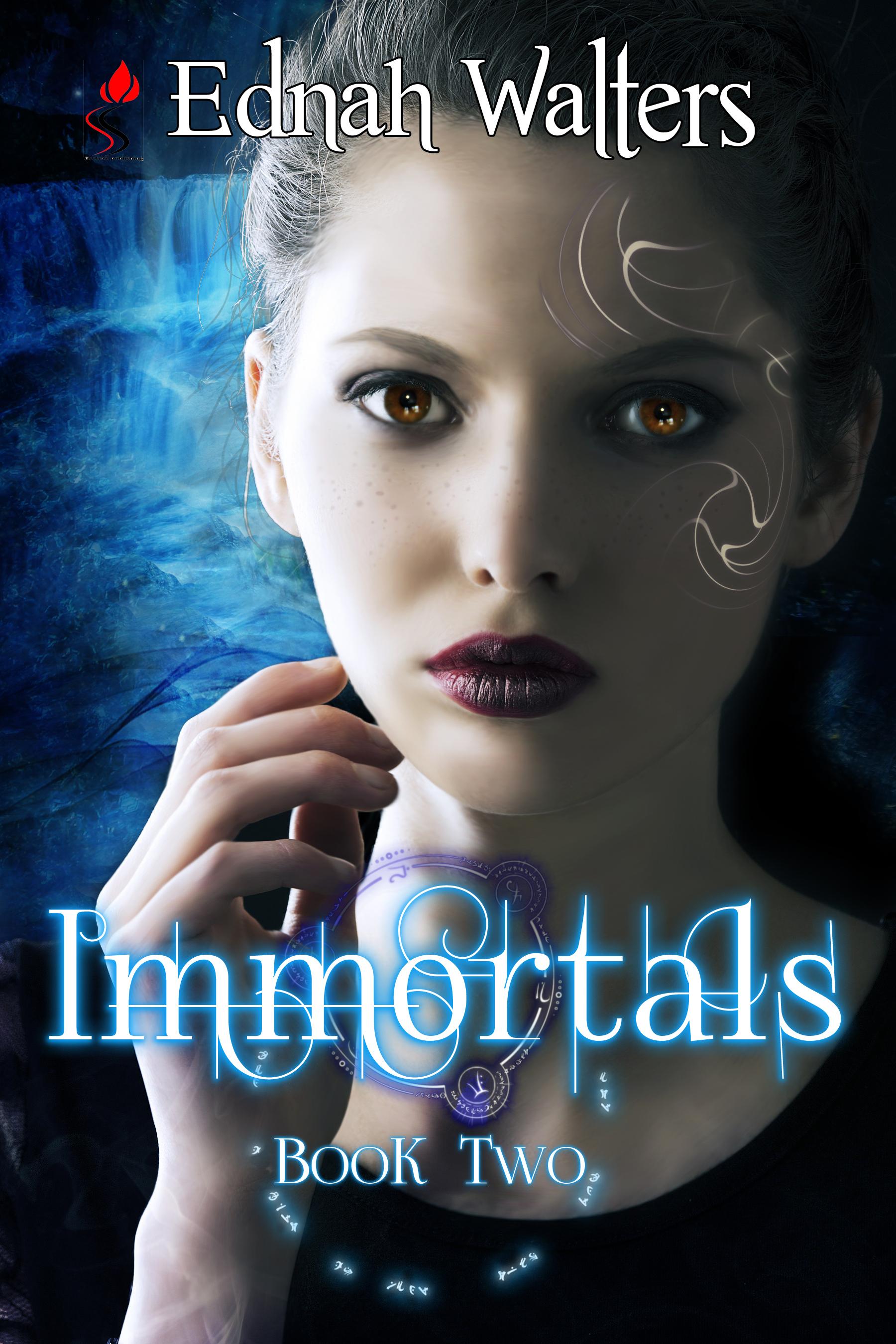 Ednah Walters - Immortals (Runes book 2)
