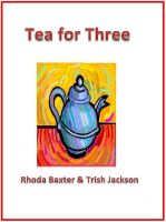 Cover for 'Tea for Three'