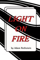 Cover for 'Light on Fire'